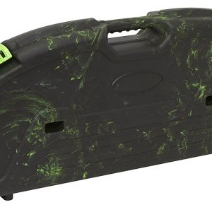 Plano Ultra Compact Bow Case Green Fusion
