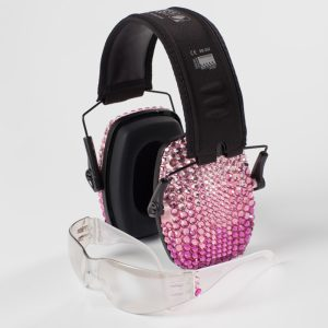 Pack 'N Heat Ombre Style Eye/Ear Protection